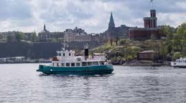 Actieve Single Reizen naar Noorwegen en Zweden