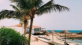 Single reizen naar Salt op Kaapverdie