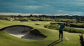 Golfreizen
