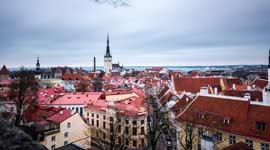 Estland, Letland & Litouwen reizen