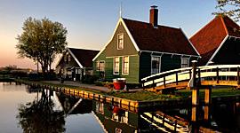 singlevakantie nederland