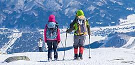 wintersport 1-oudergezin